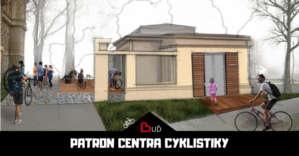 Vizualizace Centra cyklistiky